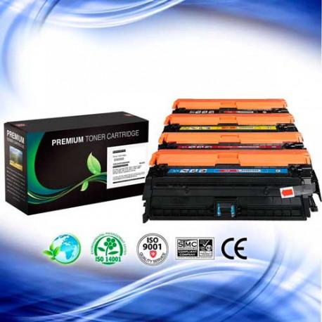 Toner HP CE260X 261A 262A 263A (649X - 647A)