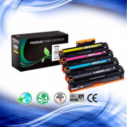 Toner HP CE320A 321A 322A 323A (128A)