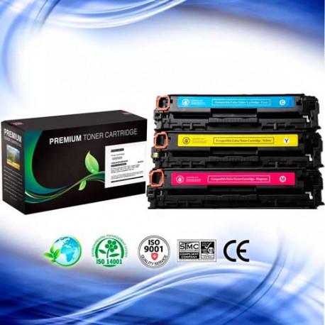 Toner HP CF031A CF032A CF033A (646A)