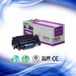 Toner HP Q7551A Negro