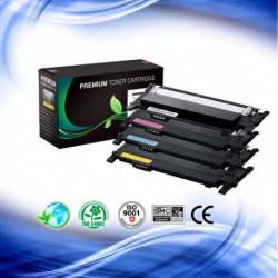 Toner Samsung Color 406S B/Y/C/M