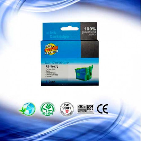 Cartucho Epson T047220 Cyan - Premium