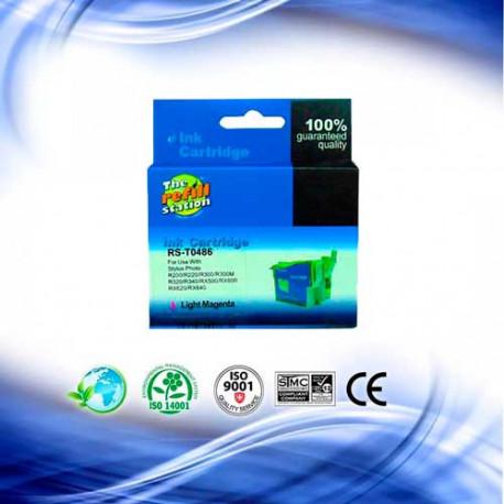 Cartucho Epson T048620 L. Magenta - Premium