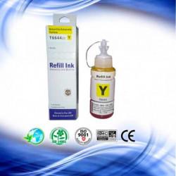 Tinta Epson T6644 Amarilla 70 ml - Premium