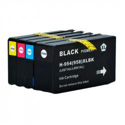 HP 954XL Negro - Color